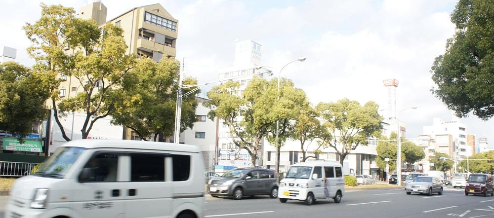 福原ソープランド街